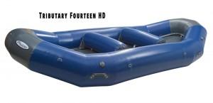 Tributary Fourteen HD Raft 14 Self Bailer