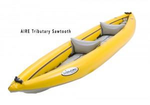 Tributary Sawtooth Inflatable Kayak