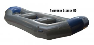 Tributary Sixteen HD River Raft Self Bailing
