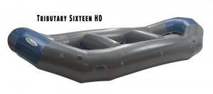 Tributary 16 HD Raft Self Bailing