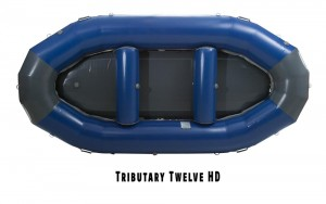 AIRE Tributary Twelve HD Raft 12 Self Bailer