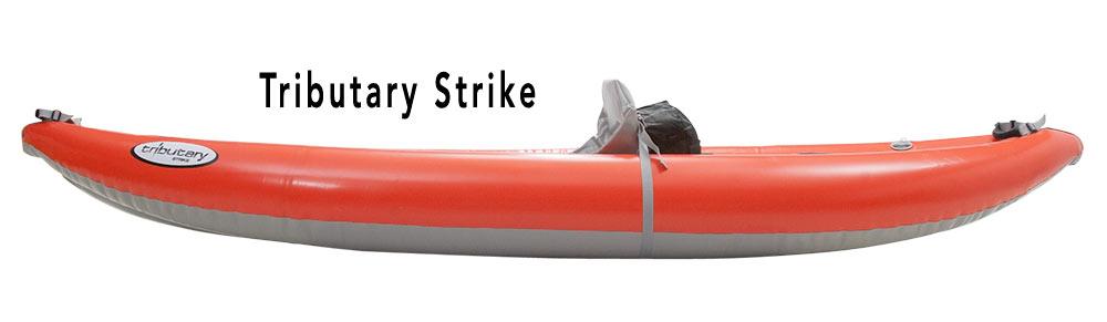 Tributary Strike Inflatable River Kayak