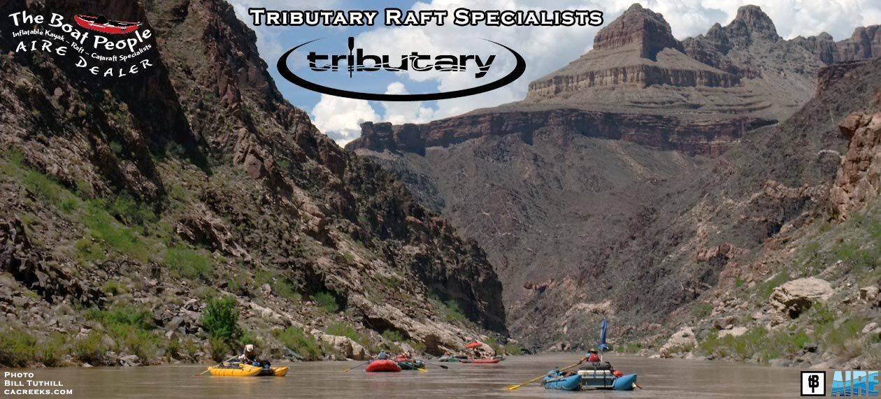 Tributary Rafts