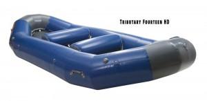 Tributary 14 HD Raft Self Bailer