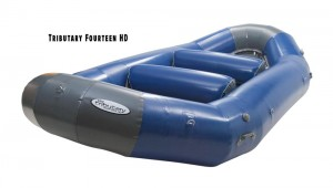 Tributary Fourteen HD Raft 14 Self Bailing