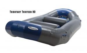 Tributary Thirteen HD Raft 13 Self Bailer