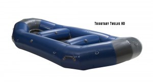 AIRE Tributary Twelve HD Raft 12 Self Bailing